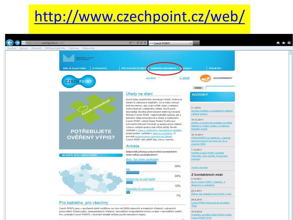 http://www.czechpoint.cz/web/