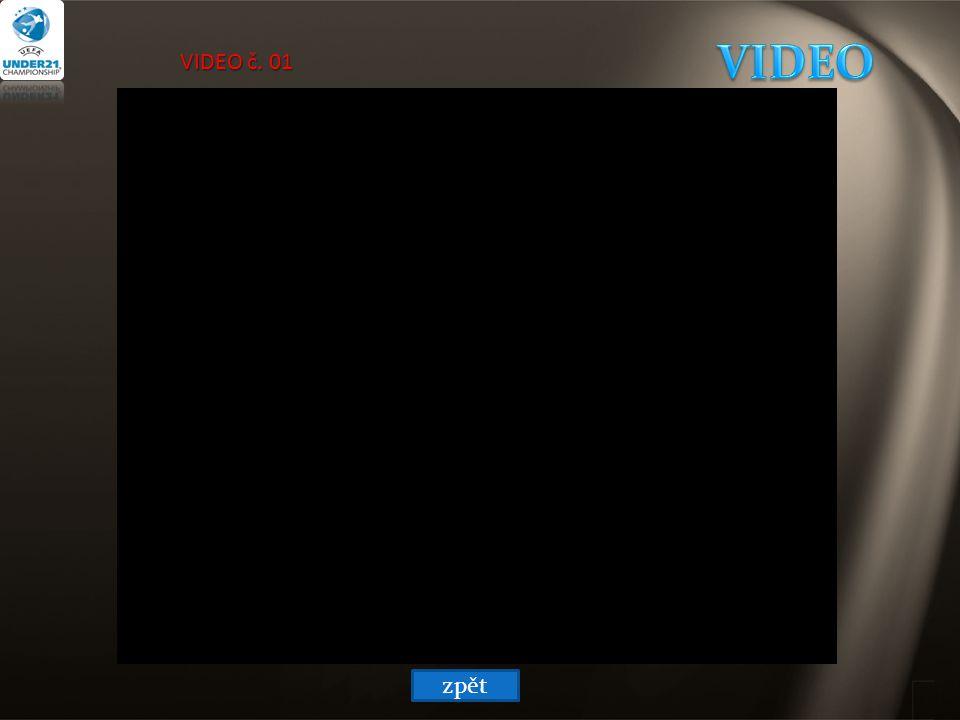 VIDEO č. 01 zpět