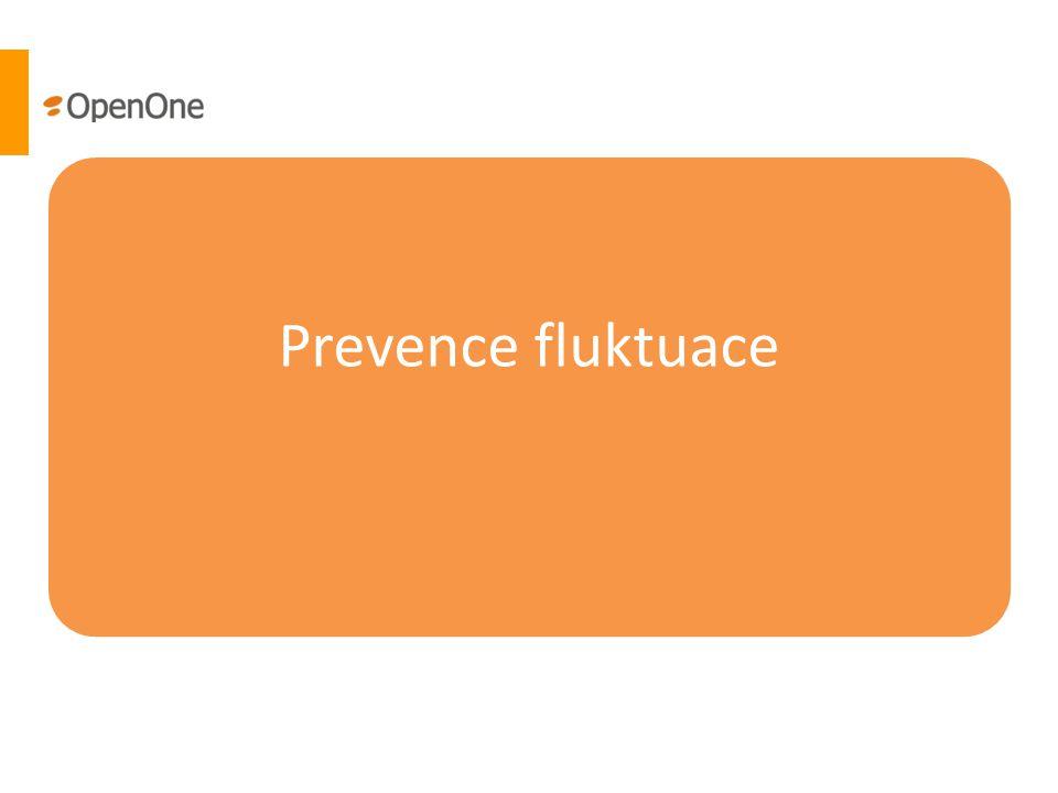 Prevence fluktuace