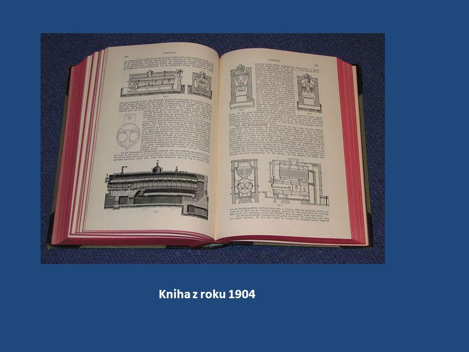 Kniha z roku 1904