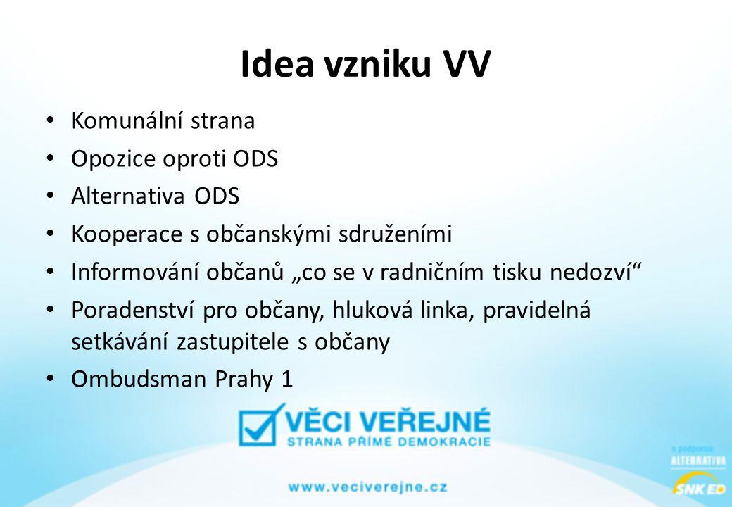 Sociální sítě • Youtube – VVTV • Facebook – 3. největší skupina po ODS a TOP09 • Twitter • Lidé.cz