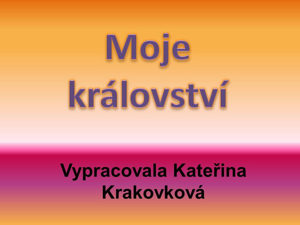 Vypracovala Kateřina Krakovková
