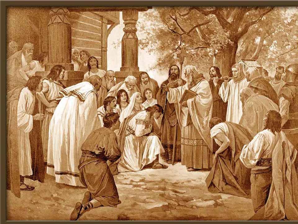 Konstantin a Metoděj Oba bratři pocházeli ze Soluně ležící na území dnešního Řecka.