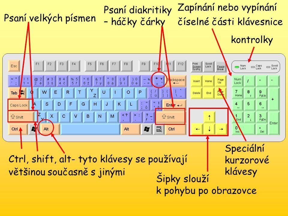 Úkoly pro samostatnou práci: •Otevři prázdný dokument MS Office Word.