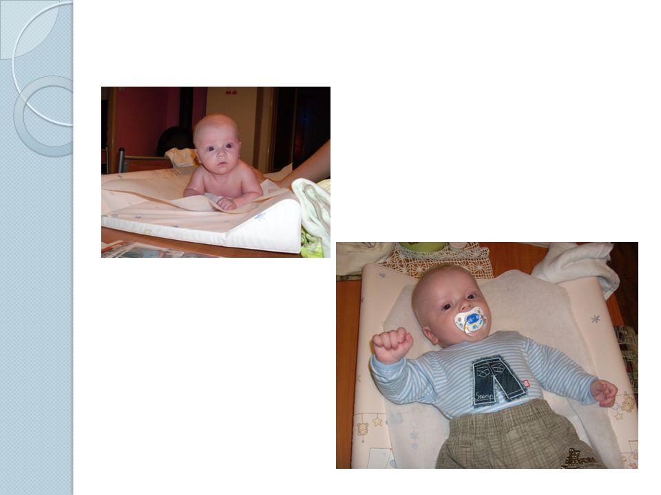 3.) batolecí období  Do 3 let  Učí se pořádně chodit  Mění se proporce těla  Ke konci období vyvinutý mléčný chrup