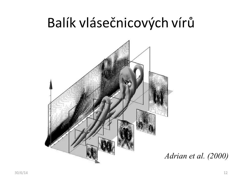 30/6/1412 Balík vlásečnicových vírů Adrian et al. (2000)