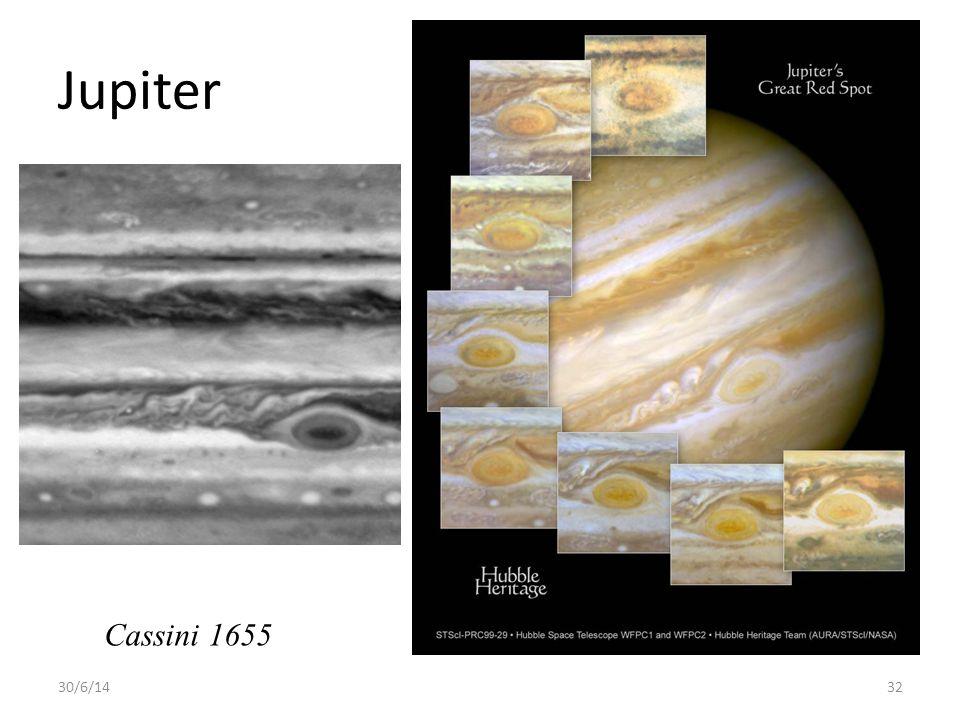 30/6/1432 Jupiter Cassini 1655