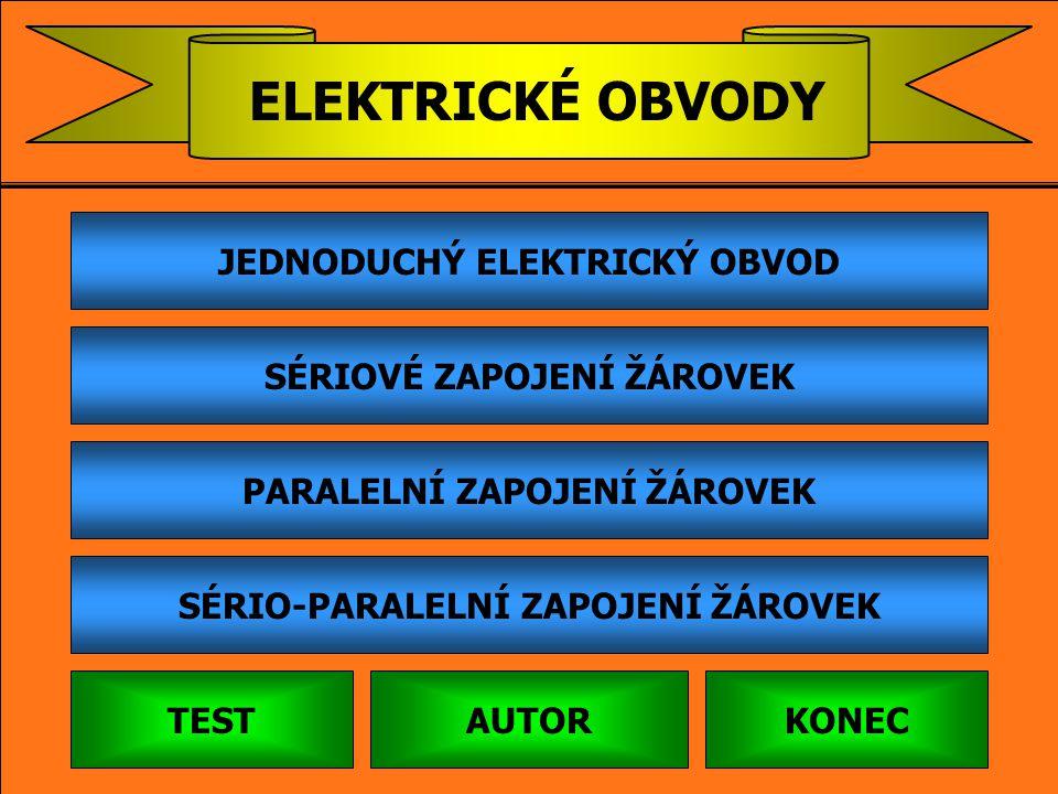 EL E K TR I C KÉ OBVODY 1. část