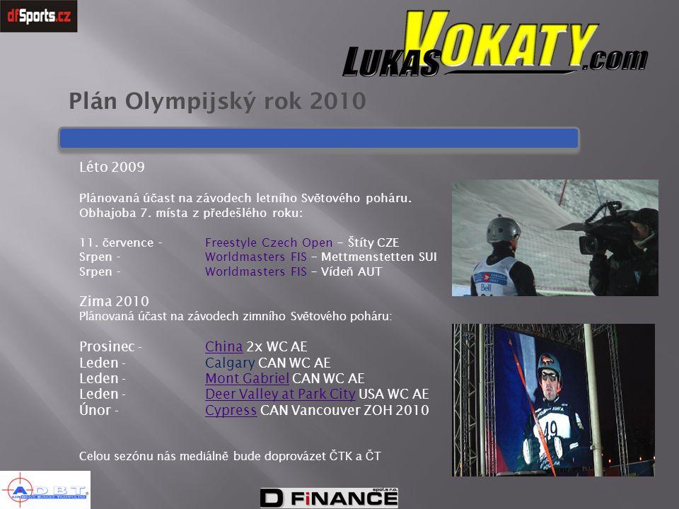 Press wall sezóna 2008/2009 http://www.ceskatelevize.cz/vysilani/10172093682-lyzovani/408232400061027- 30.07.2008-21:30-letni-svetovy-pohar-v-akrobatickem-lyzovani-stity.html http://sport.idnes.cz/ceske-akrobaticke-skokany-povede-slavny-rakusan-rijavec-pkt- /lyzovani.asp?c=A080924_152531_lyzovani_bur http://www.adrex.cz/lyze-snowboard/cesti-akrobaticti-skokane-zpatky-ve-svetovem- poharu.html http://www.sport.cz/clanek/139538-akrobaticti-skokane-na-lyzich-chteji-na-oh-do- vancouveru.html http://www.sportovninoviny.cz/dalsi/lyzovani/index_view.php?id=335147&id_seznam= http://web.volny.cz/noviny/sport/ostatni/clanek/~volny/IDC/95377/ http://www.infosport.cz/item/ceske-akrobaticke-skokany-vede-rakusan- rijavec/group/zimni-lyzovani http://www.ceskenoviny.cz/tema/index_view.php?id=335147&id_seznam=1629 http://www.ceskatelevize.cz/program/10168425578-16.10.2008-03:40-1-petka-v- pomeranci.html http://snow.cz/clanky/530.html http://www.ceskatelevize.cz/ivysilani/209411021000113-zpravy/ http://www.sport.cz/clanek/143902-akrobaticka-skokanka-konopova-byla-desata-a-zrejme- pojede-na-oh.html http://www.ceskatelevize.cz/ivysilani/10208616810-bila-stopa/?streamtype=WM2 Za rok 2008 p ř i ú č asti na závodech Sv ě tového poháru, Evropského poháru, show, sportovních akcích, TV p ř enosech, novinových č láncích vydaných v CZE, USA, CAN, AUT, SUI atd.