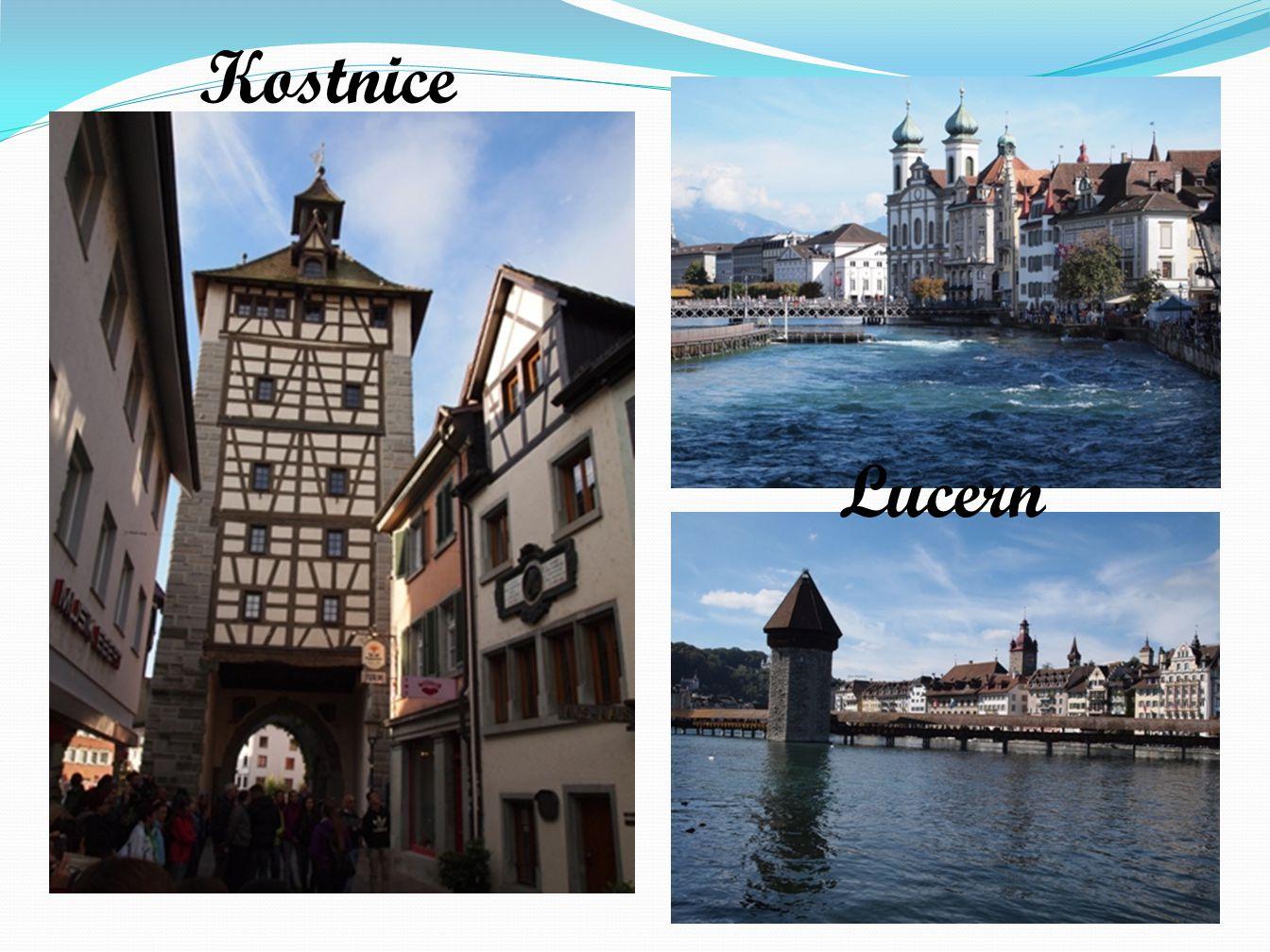 Kostnice Lucern