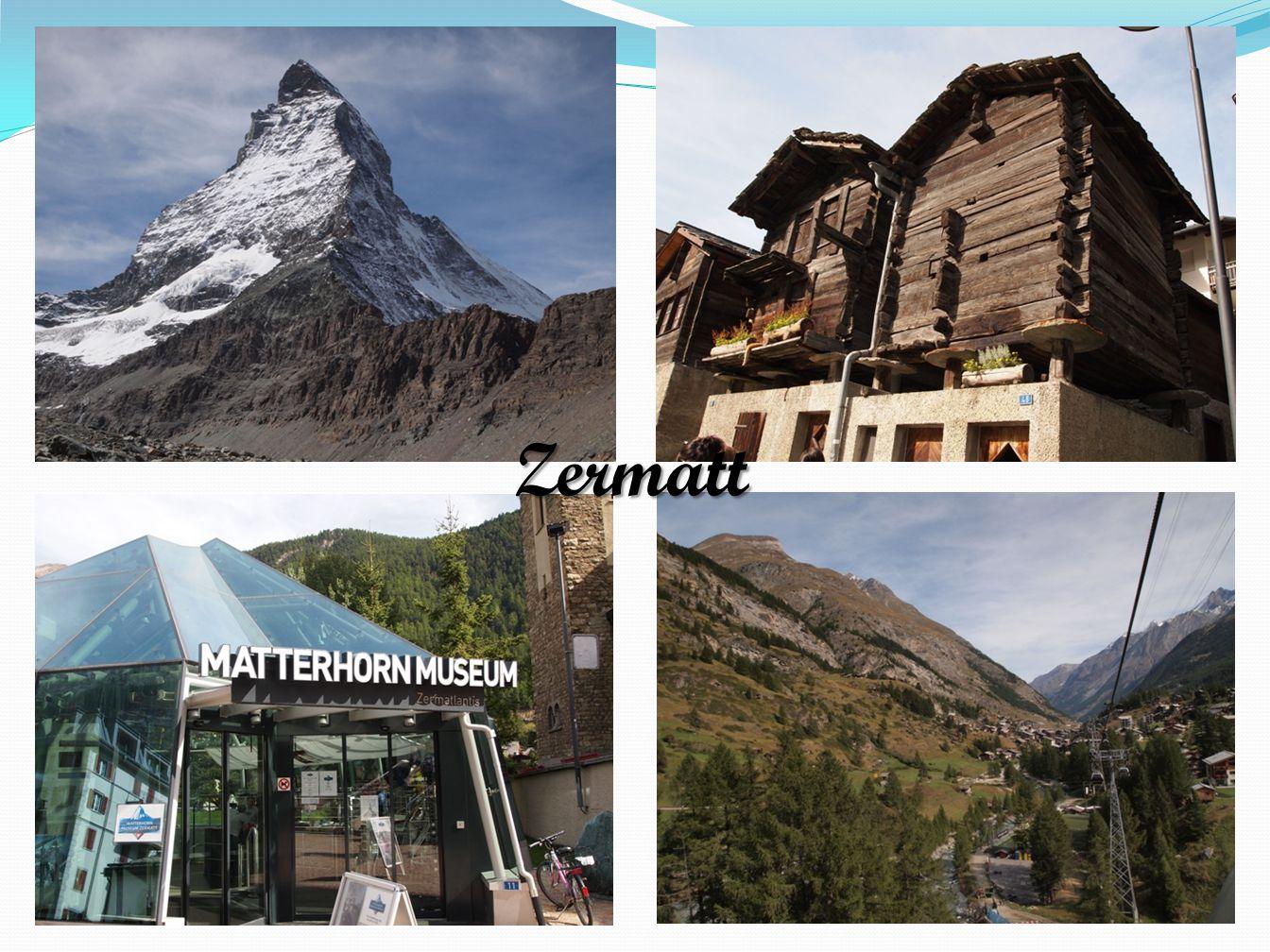 Realizace zájezdu do Švýcarska  4.