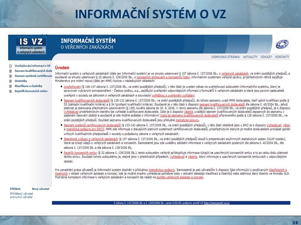 ÚŘAD PRO OCHRANU HOSPODÁŘSKÉ SOUTĚŽE http://www.compet.cz/verejne-zakazky/ rozhodnutí ÚOHS stanoviska ÚOHS 29
