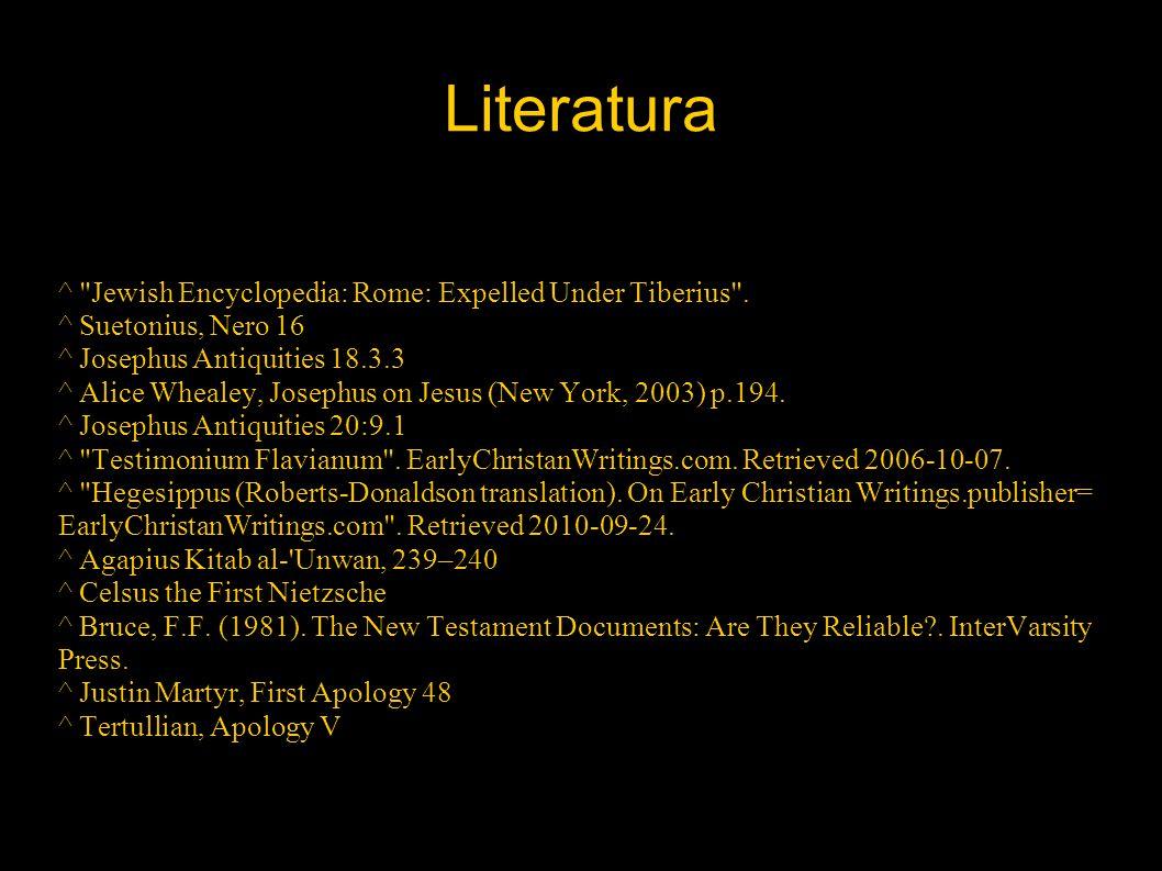 Literatura ^