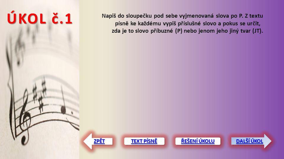 ÚKOL č.2 Podle písničky odpověz na otázky: 1.Jaké špatné vlastnosti měl netopýr.