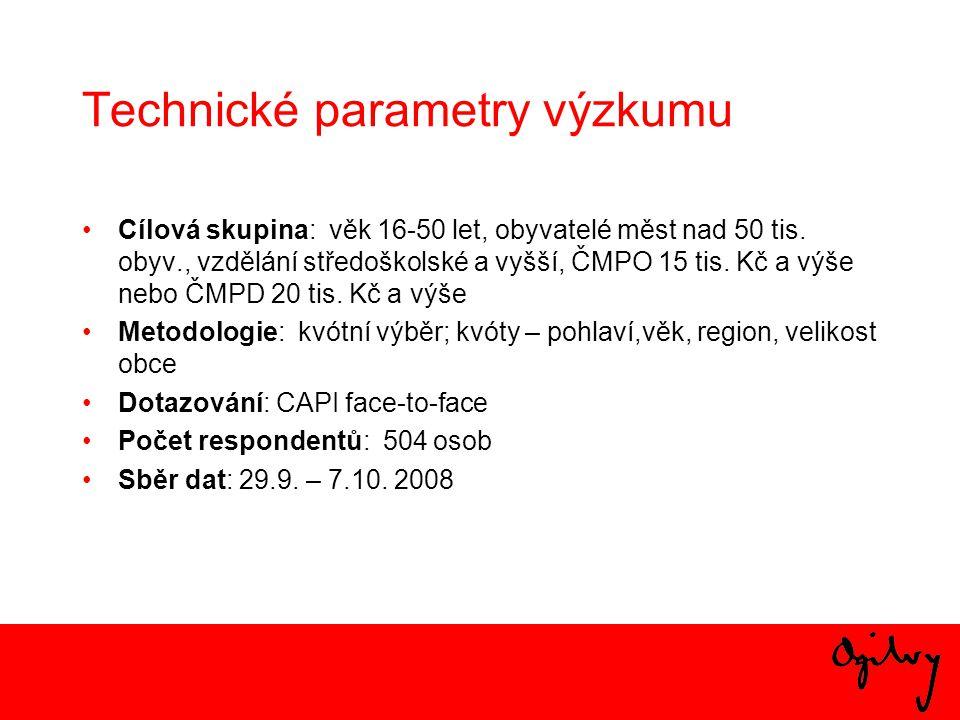 Hlavní zjištění - biopotraviny •Biopotraviny jsou v české veřejnosti dobře známy.