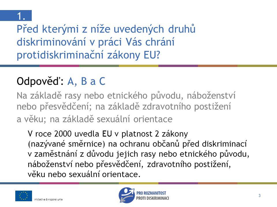 Iniciativa Evropské unie 4 2.