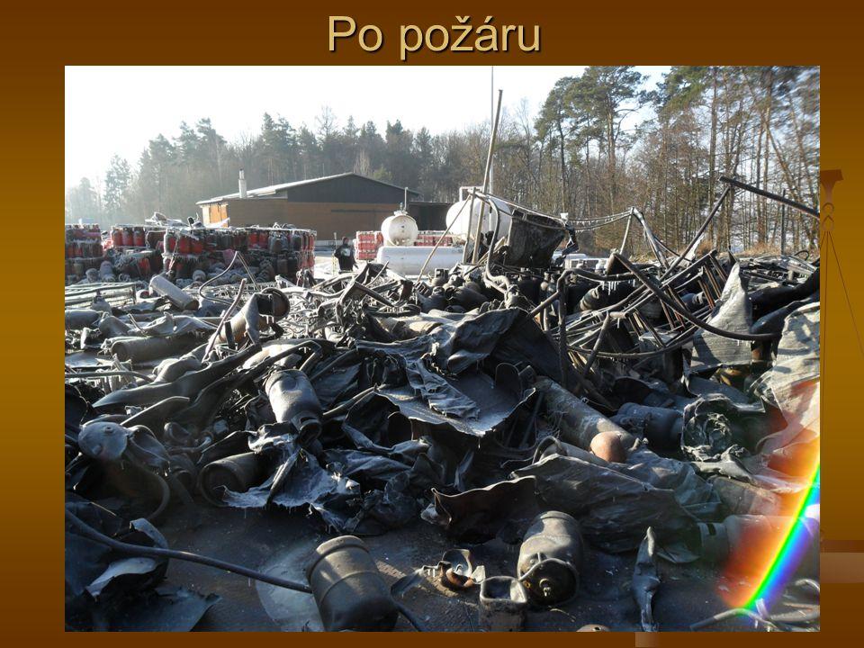 Po požáru
