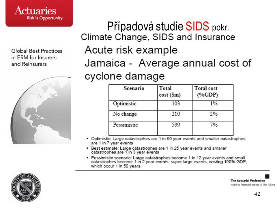 42 Případová studie SIDS pokr.