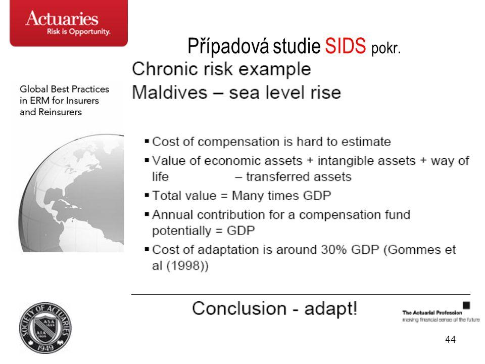 44 Případová studie SIDS pokr.