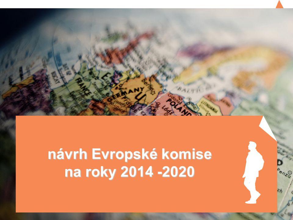 """Program pro budoucí evropskou spolupráci ve vzdělávání 2014 -2020 – """"Erasmus for All Program pro budoucí evropskou spolupráci ve vzdělávání 2014 -2020 – """"Erasmus for All ve vzdělávání 2014 -2020"""