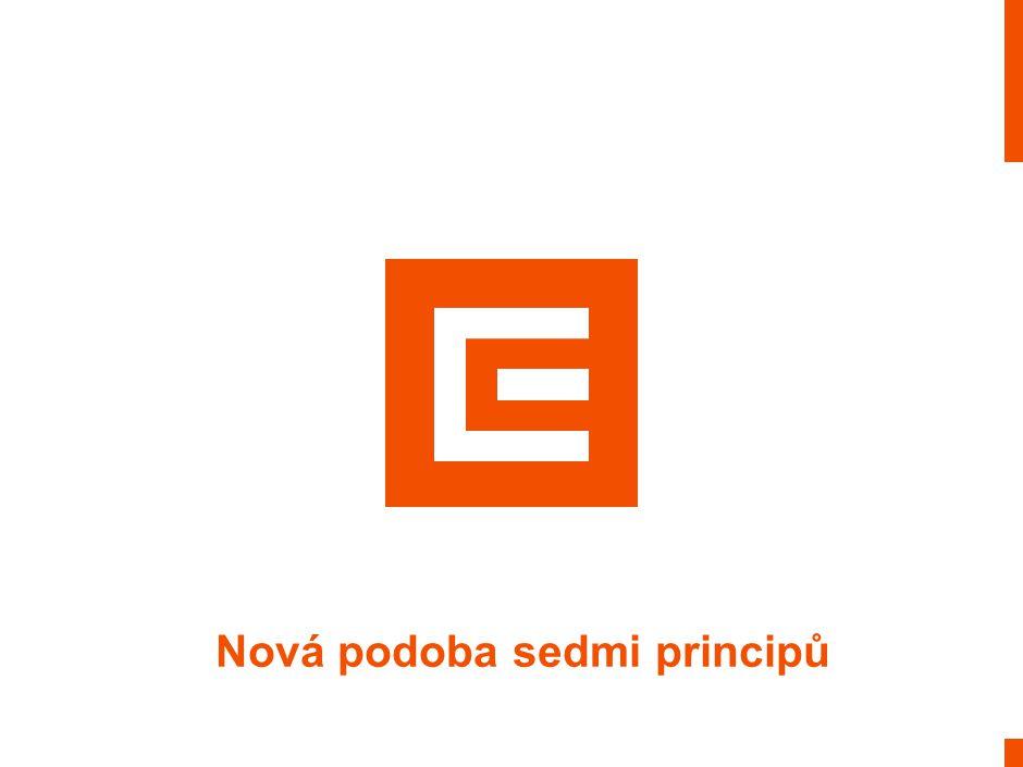 2 Nová podoba sedmi principů