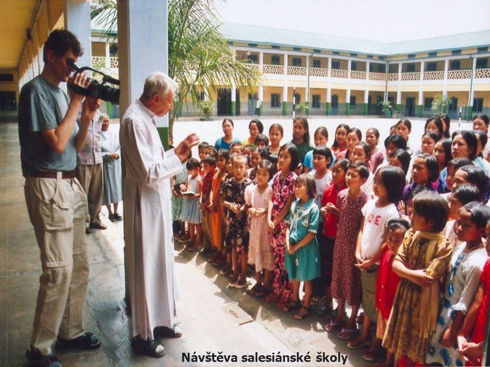 Salesiánská komunita v Maranu