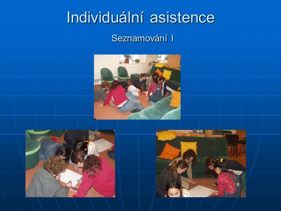 Individuální asistence Seznamování I