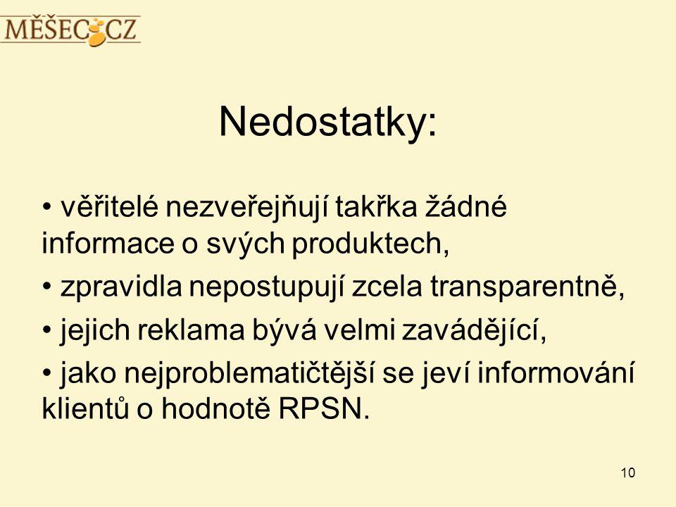 11 Nová oblast podnikání.