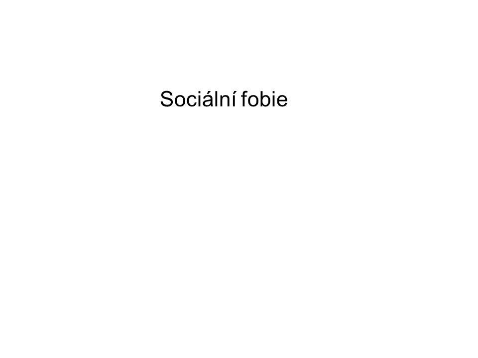 Sociální fobie