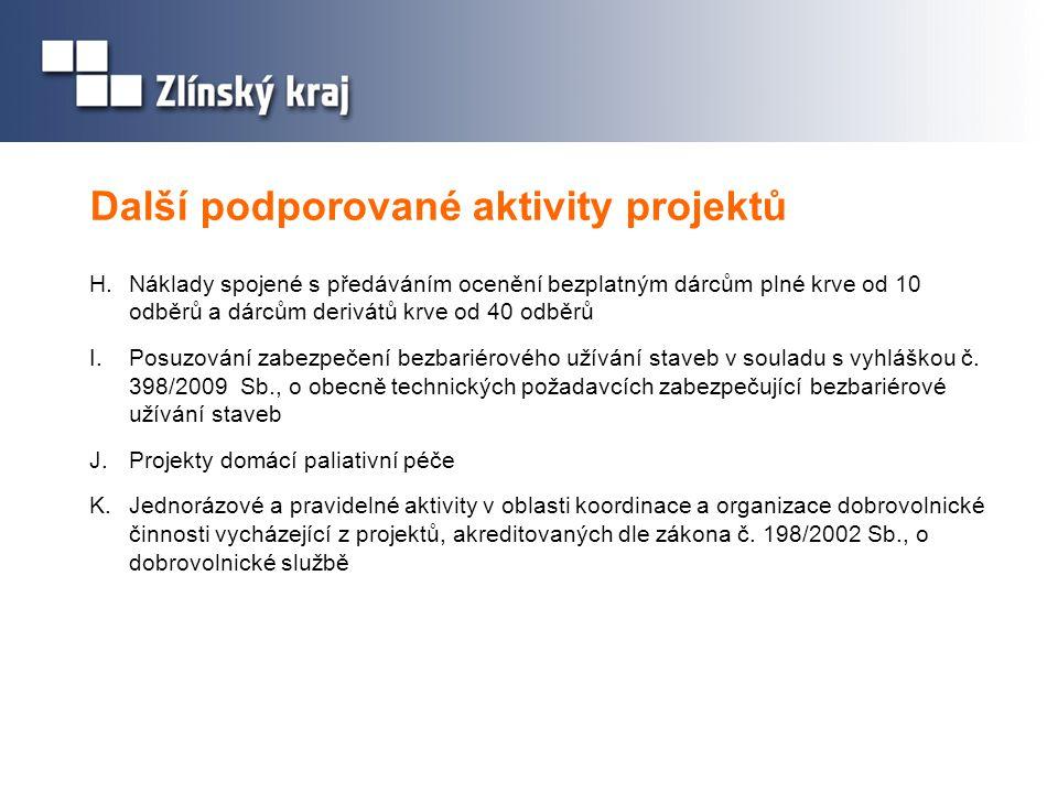 Děkujeme za pozornost.Ing. Alena Grebíková, vedoucí oddělení sociálních služeb Ing.
