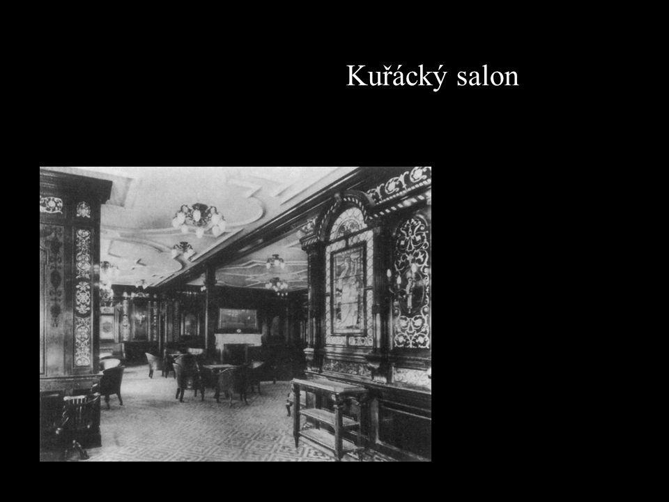 Kuřácký salon