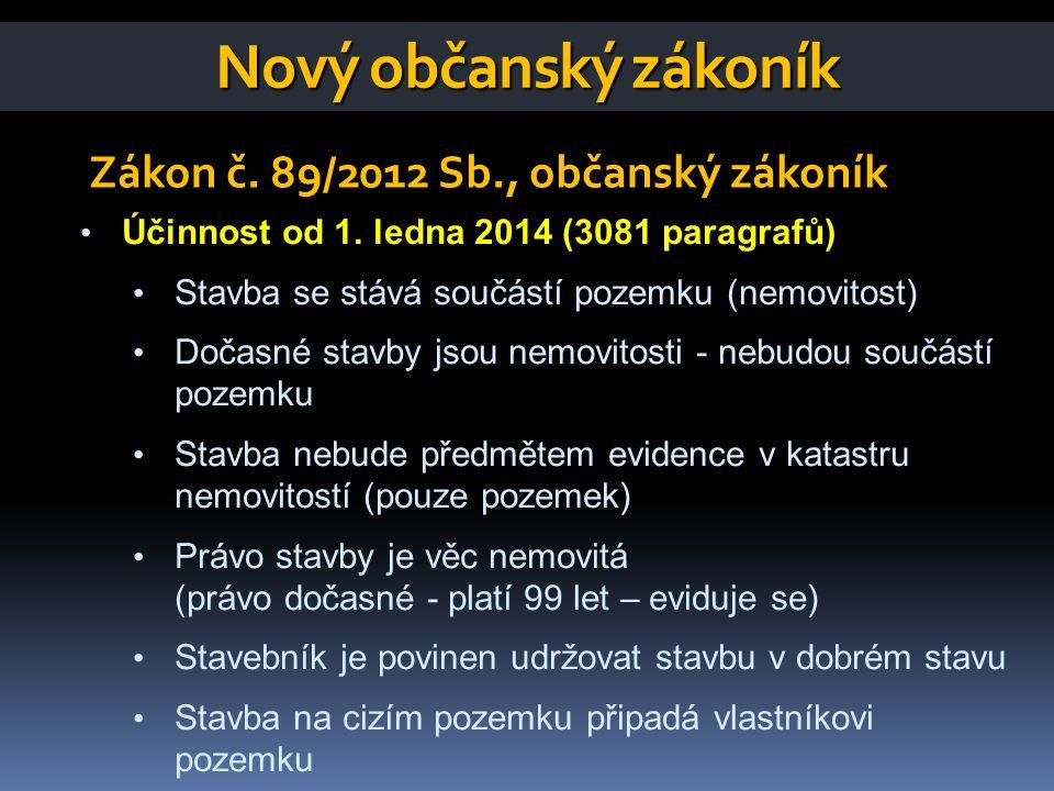 o technických požadavcích na stavby Novela vyhlášky č.