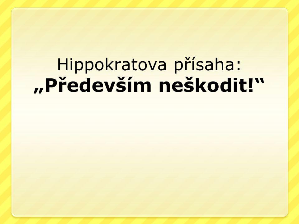 Právní otázky  Zákon o ochraně veřejného zdraví 258/2000 Sb.