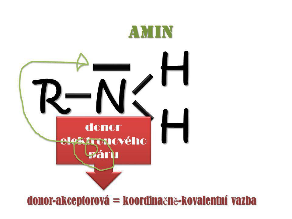 Reakce sekundárních amin ů s kyselinou dusitou  R-NH-R + OH-N=O  R 2 -N-N=O + H 2 O dialkylnitrosamin  (CH 3 ) 2 NH + OH-N=O  p ř íklad : reakce dimethylaminu s HNO 2 ( CH 3 ) 2 -N-N=O + H 2 O nitrosaminy nitrosaminy se používají k výrob ě hydrazin ů  R 2 -N-N=O  sekundární aminy R R R R dimethylnitrosamin