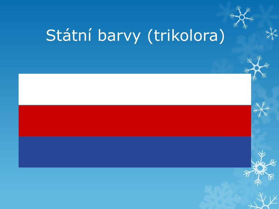 Státní vlajka