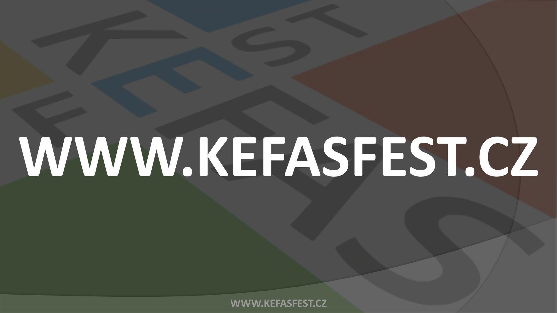 WWW.KEFASFEST.CZ