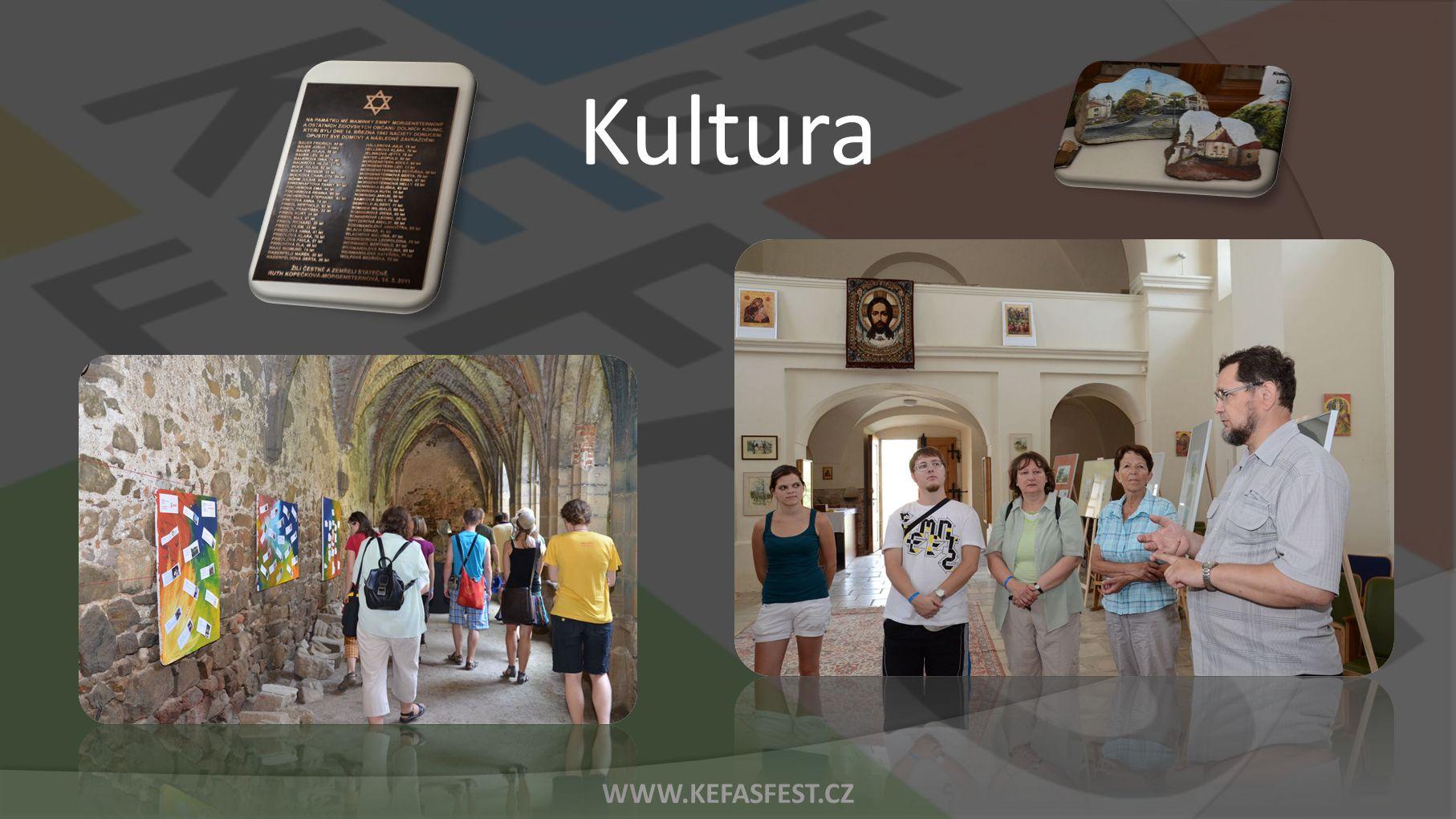 WWW.KEFASFEST.CZ Kultura