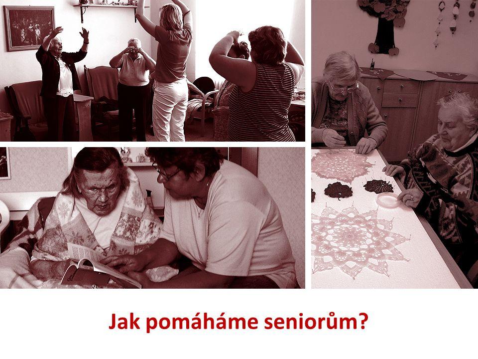 Jak pomáháme seniorům?