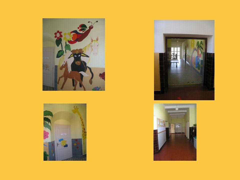 Vybavení školy, učeben: V dubnu 2011 škola zakoupila 3 interaktivní tabule s mnoha zajímavými programy, které dokáží výborně zpestřit výuku.