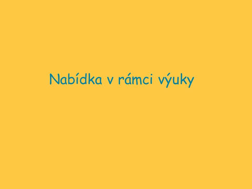 Cizí jazyky Anglický jazyk se naši žáci učí už od prvního ročníku.