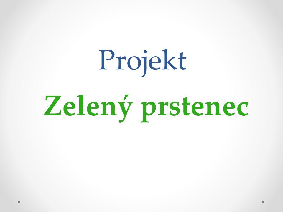 Projekt Zelený prstenec