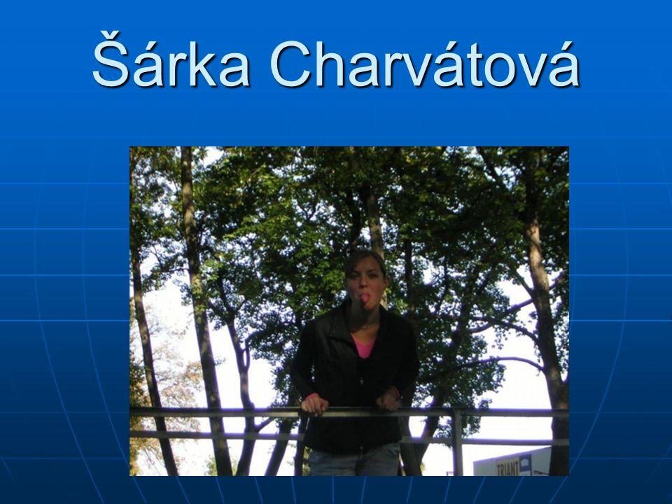 Šárka Charvátová