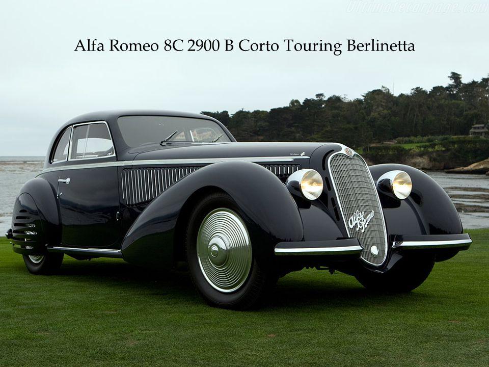 8 válcový motor o obsahu 2,9 litru.V letech 1937 až 1939 bylo vyrobeno 20 těchto aut.
