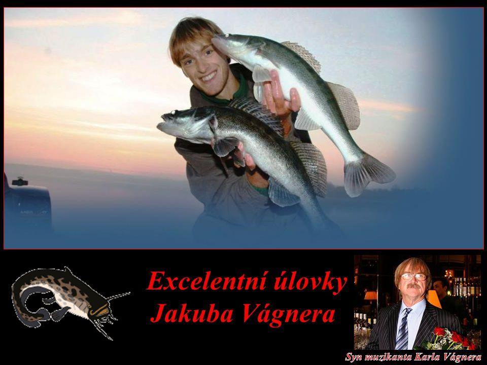 Excelentní úlovky Jakuba Vágnera