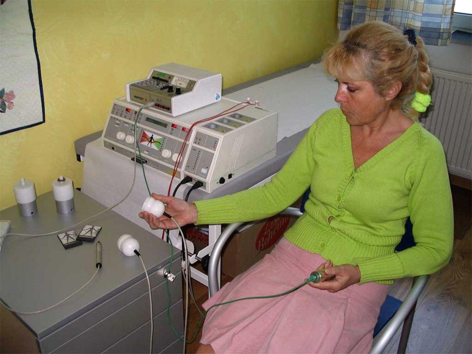 Biorezonance Základní ošetření přístrojem VEGASELECT