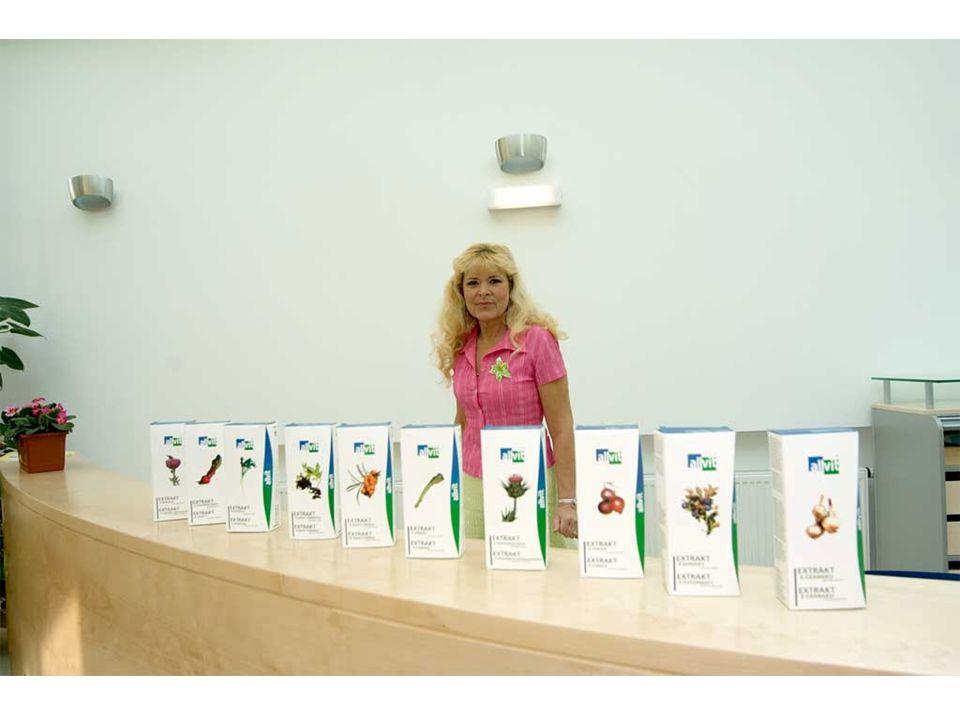 Fytoterapie Seznámení s přírodními produkty