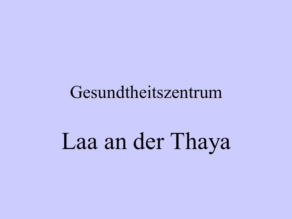 Gesundtheitszentrum Laa an der Thaya