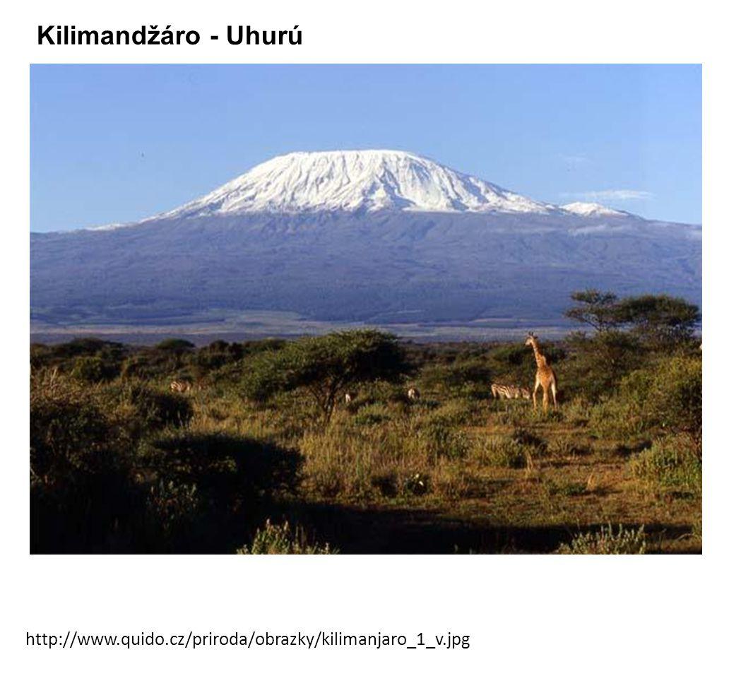 http://www.quido.cz/priroda/obrazky/kilimanjaro_1_v.jpg Kilimandžáro - Uhurú