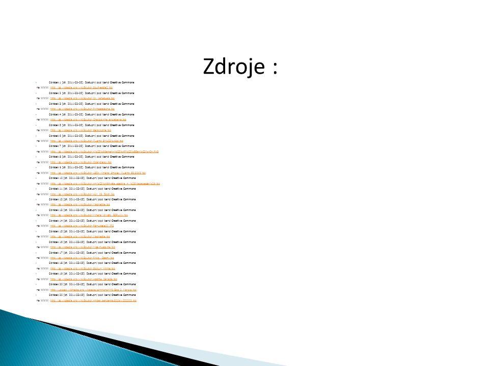 Zdroje :  Obrázek 1 [cit.2011-23-05].