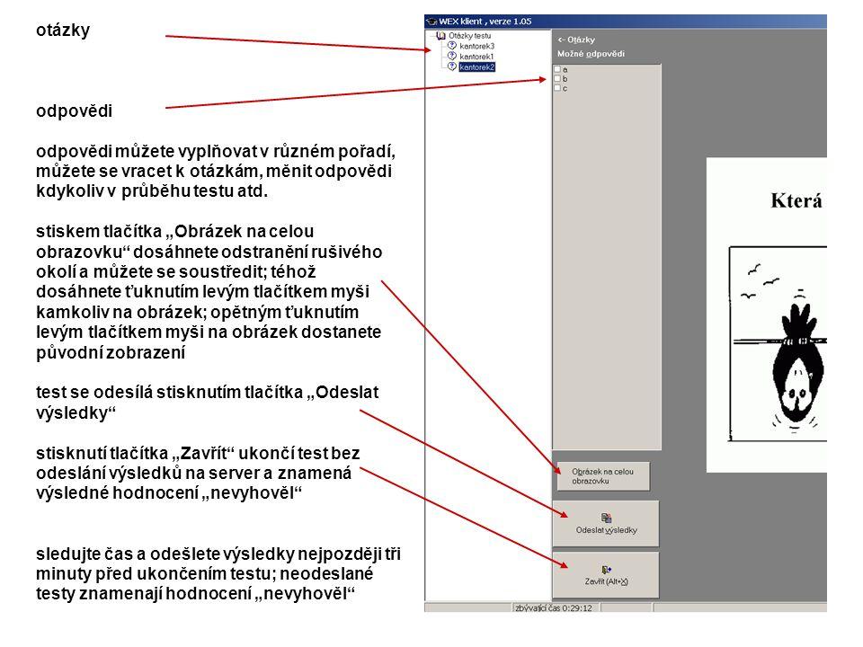 ťuknutím levým tlačítkem myši na obrázek se vrátíte zpět do normálního zobrazení testu